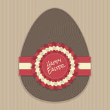 Easter egg decoration Stock Photos
