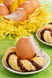 Easter egg decoration Stock Photography