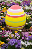 Easter Egg Decoration stock photo