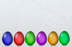 Easter egg different royalty free stock image
