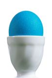 Easter egg in a eggcup Royalty Free Stock Photos
