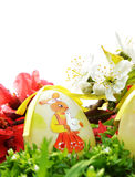 Easter egg Royalty Free Stock Images