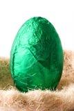 Easter Egg - Green Royalty Free Stock Photos