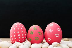 Easter egg, happy Easter sunday hunt holiday decorations royalty free stock photo
