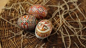 Easter egg 2016 happy stock footage