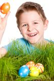 Easter egg hunt Royalty Free Stock Images