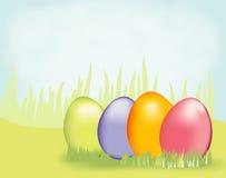 Easter Egg Hunt Royalty Free Stock Photo