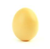 Easter egg. An Easter egg isolated on white background Stock Photo