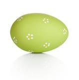Easter Egg Isolated On White Stock Photo