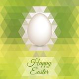 Easter Egg mosaic background vector Stock Photos