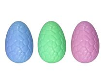 Easter Egg Moulds Stock Photo