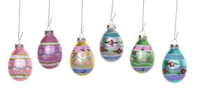 Easter Egg Ornaments Stock Photos