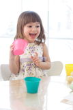 Easter Egg Painting Stock Photo