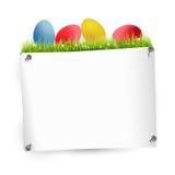 Easter egg paper Stock Photos