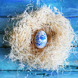 Easter egg photo Royalty Free Stock Image