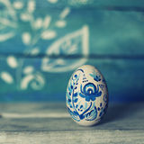 Easter egg photo Stock Photography