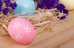 easter egg pink Στοκ Φωτογραφίες