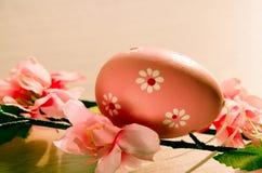 easter egg pink Στοκ φωτογραφίες με δικαίωμα ελεύθερης χρήσης