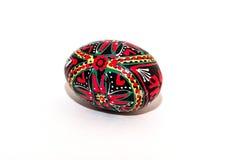Easter Egg. Ukrainian Easter Egg folklore Kyiv royalty free stock photo