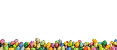 Easter egg on white vector illustration