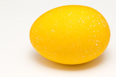 Easter Egg Yellow Royalty Free Stock Image