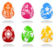Easter egg2 Royalty Free Stock Images
