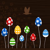 Easter egg4 Royalty Free Stock Images
