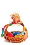 Easter eggs 1 Stock Photos