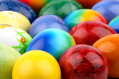 Easter eggs 1 Royalty Free Stock Photos