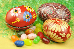 Free Easter Eggs Royalty Free Stock Photography - 12931027