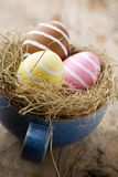 Easter eggs Stock Image