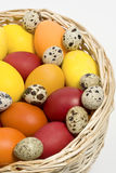 Easter_eggs Royalty Free Stock Photos