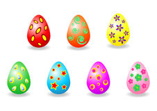 Free Easter Eggs Royalty Free Stock Photography - 1734537