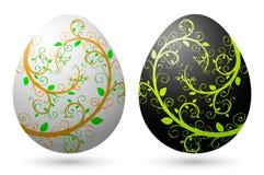 Easter eggs 2 Stock Image