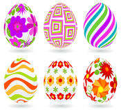 Easter_eggs Royalty Free Stock Image