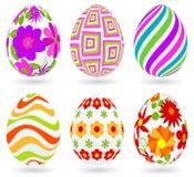Easter_eggs Immagine Stock Libera da Diritti