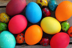 Free Easter Eggs Stock Photography - 43878202