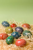 Easter eggs. Royalty Free Stock Photography