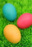 Easter eggs Stock Photography
