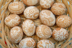 Free Easter Eggs Royalty Free Stock Photography - 9108027