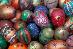 Easter eggs-6 Stock Image