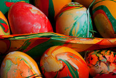 Easter eggs-11 Stock Image