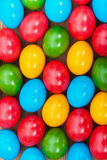 Easter eggs background Royalty Free Stock Photos