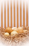 Easter Eggs Classy Royalty Free Stock Photo