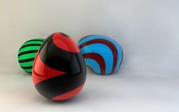 Easter eggs. Stock Image