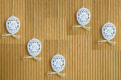 Easter eggs. royalty free stock photos