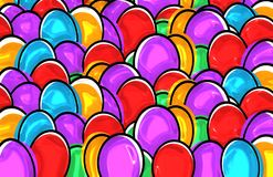 Easter Eggs, Easter, Paint Stock Photography