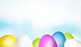 Easter eggs easter time Stock Photography
