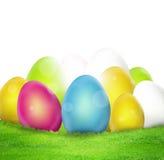 Easter Eggs Festive Design Royalty Free Stock Images