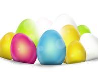 Easter Eggs Festive Design Royalty Free Stock Photography